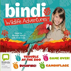 Bindi Irwin Wildlife Adventures | [Bindi Irwin]