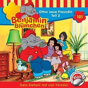 Ottos neue Freundin - Teil 2 (Benjamin Blümchen 101) Hörspiel