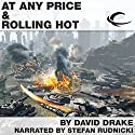 At Any Price & Rolling Hot: Hammer's Slammers Series (       UNABRIDGED) by David Drake Narrated by Stefan Rudnicki