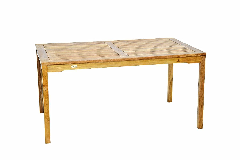 MERXX Gartentisch Tisch rechteckig Santos