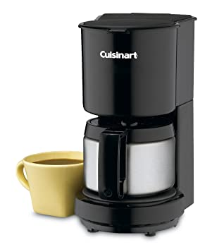 Cuisinart DCC-450BK 4-Cup Coffeemaker Via Amazon
