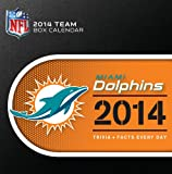 Turner Perfect Timing Miami Dolphins 2014 Box Calendar (8051252)
