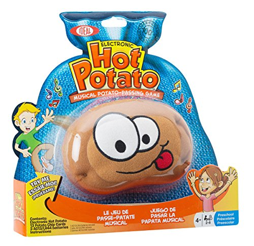 Ideal Hot Potato Electronic Musical Passing Game (Neds Head compare prices)