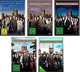 Downton Abbey - Staffel 1-5 (19 DVDs)