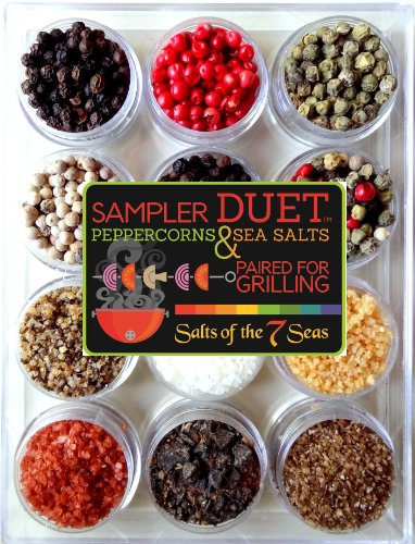 The Sampler DUET: 6 Peppercorns of the World