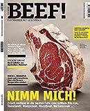 BEEF! - Für Männer mit Geschmack: Ausgabe 3/2015