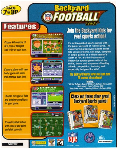 backyard football 2002 pc mac