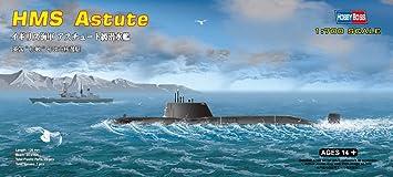 Hobbyboss 87022 HMS Astute 1:700 Plastic Kit Maquette