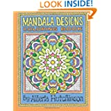 Mandala Designs Coloring Book No. 3: 32 New Mandala Designs (Sacred Design Series)