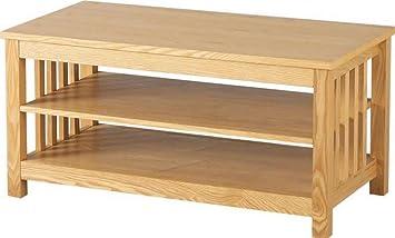 Mueble de TV en chapa de la ceniza Ashmore