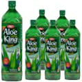 OKF - Aloe Vera King, Original - 6er Pack (6 x 1,5 L) - Aloe Vera Getränk