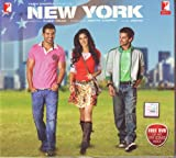 New York 2009l Music CD Soundtrack OST