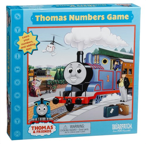 Thomas  and  Friends Number Game