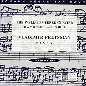 The Well-Tempered Clavier, Book 2, Fuga XX