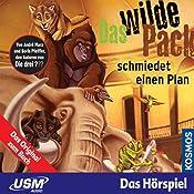 Das wilde Pack schmiedet einen Plan (Das wilde Pack 2) | André Marx, Boris Pfeiffer