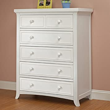 Sorelle Furniture Alex 5 Drawer Chest