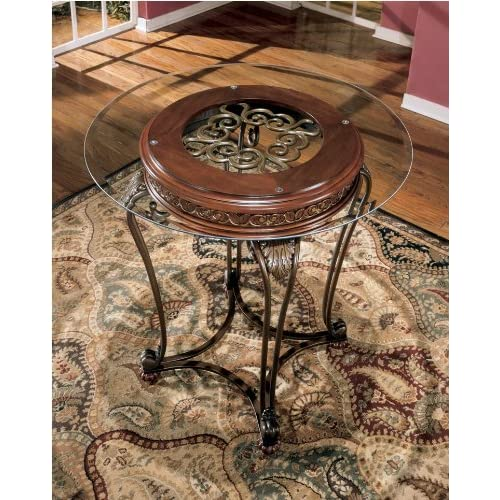 Opulence II Counter Height Pub Table By Ashley Furniture
