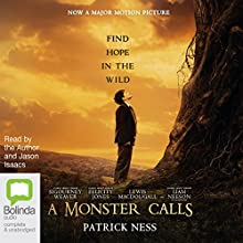A Monster Calls Audiobook by Patrick Ness Narrated by Jason Isaacs