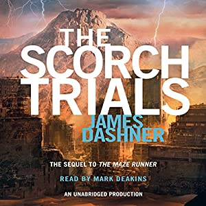 The Scorch Trials Audiobook