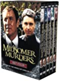 Midsomer Murders: Set Four (Tainted Fruit / Ring Out Your Dead / Murder on St. Malley's Day / Market for Murder / A Worm in the Bud)