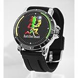 Hatchetman Juggalo Insane Clown Pose logo Custom Watch Fit Your Shirt (Color: Black)