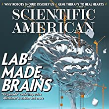 Scientific American, January 2017 Periodical by Scientific American Narrated by Mark Moran