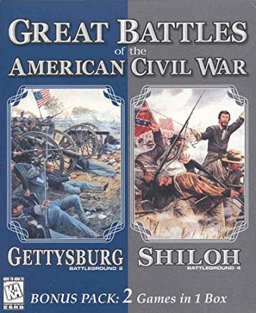 Great American Battles Of The Civil War