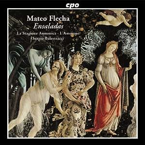 Mateo Flecha: Ensalatas; Antonio de Cabezón: Diferencias [Hybrid SACD]