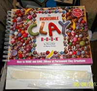 Incredible Clay Book with Clay download ebook