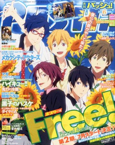 PASH!(パッシュ) 2014年 06月号 [雑誌]