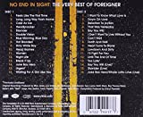 No End in Sight: The Very Best of Foreigner