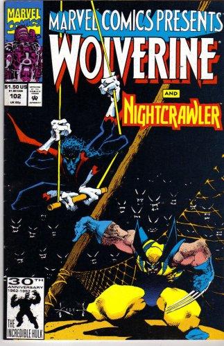 Marvel Comics Presents No. 102 (Marvel Comics Presents 9 compare prices)
