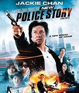 New Police Story  [2004] [US Import] [Blu-ray] [Region A]