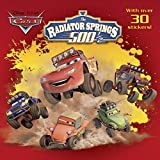 img - for Radiator Springs 500 1/2 (Disney/Pixar Cars) (Deluxe Pictureback) book / textbook / text book