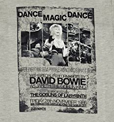 Ladies Dance Magic Dance Labyrinth Poster Lightweight Sweater by TruffleShuffle