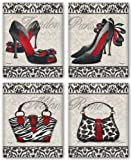 """Classy Shoes and Purse Set by Todd Williams 8""""x10"""" Art Print Poster"""