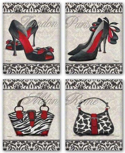 Red Zebra Bedding front-158890
