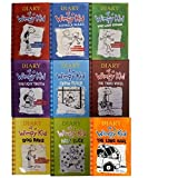 img - for Diary of Wimpy Kid Set. Book 1-9 (The Long Haul Rodrick Rules Dog Days The Ugly truth Diary of a Wimpy Kid The Last Straw Cabin Fever The thrid Wheel Hard Luck) book / textbook / text book