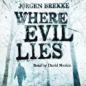 Where Evil Lies Audiobook by Jørgen Brekke Narrated by David Menkin