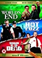 The World's End / Hot Fuzz / Shaun of the Dead [DVD] [2004]