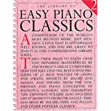 Library of Easy Piano Classics 2 (Library of Series) ~ Amy Appleby