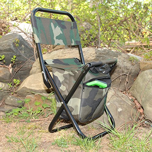 Folding Chair Small For Kids Camp Travel Picnic Fishing