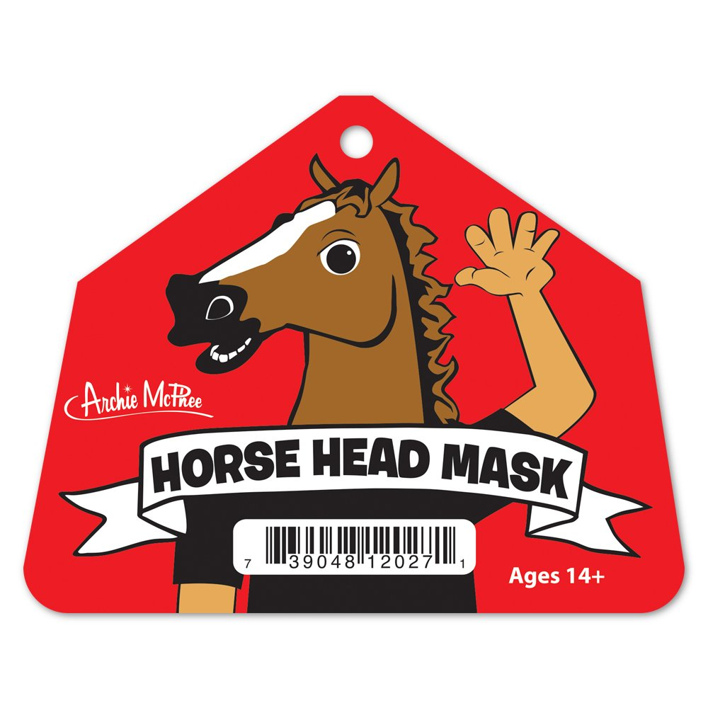Buy Accoutrements Horse Head Mask Online at Low Prices in India ...