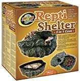 Zoo Med Reptile Shelter 3 in 1 Cave, Small