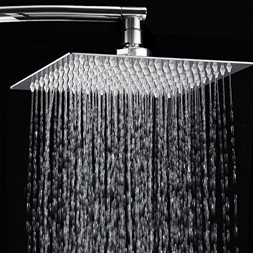 Ansvip 10-inch High Pressure Rain Shower Head