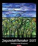 Jungendstilfenster - Kalender 2017