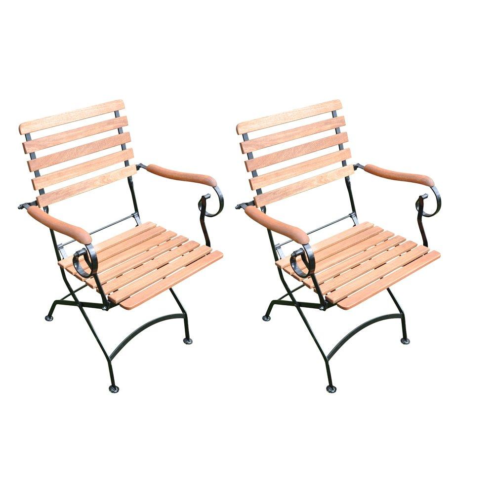 Leco 2-er Set Stühle zur Sitzgruppe Bavaria günstig bestellen