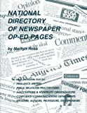 img - for National Directory of Newspaper Op-Ed Pages book / textbook / text book
