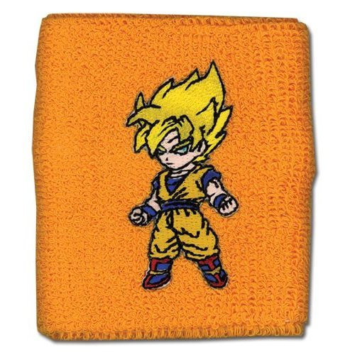 Dragon Ball Z - Super Saion Goku Wristband - 1