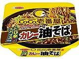 エースコック CoCo壱番屋監修 カレー油そば 150g×12個